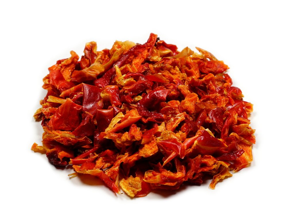 paprika flok cerveny 9mm